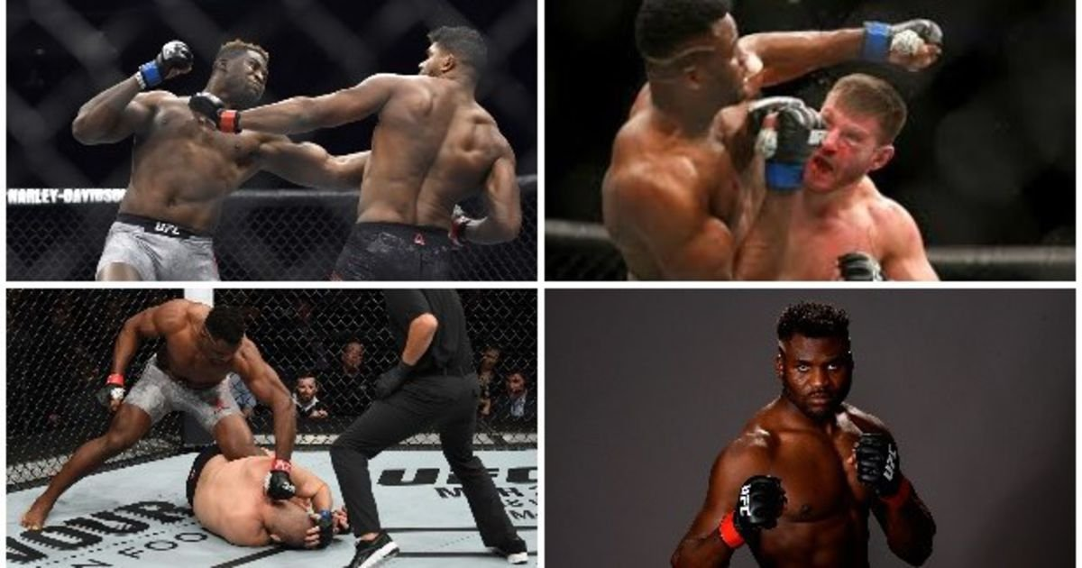 Francis Ngannou: All you need to know about 'The Predator's' record?