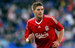 Steven Gerrard - the man who could do it all on a football pitch!