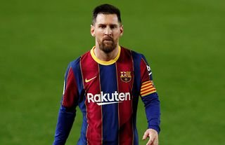 Lionel Messi is still going strong at the age of 33!