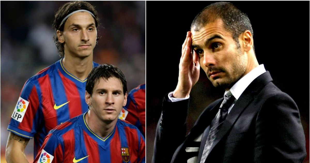 Lionel Messi sent text message to Pep Guardiola after Barcelona signed Zlatan Ibrahimovic