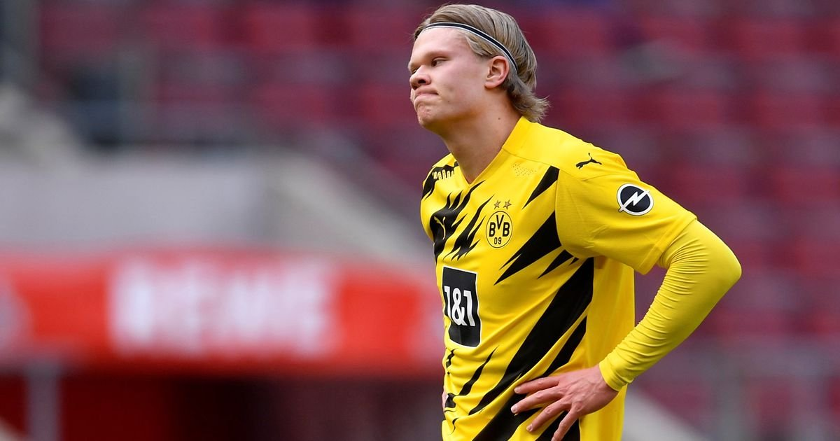 Bayern Munich are out of the race to sign Man City & Man United target Erling Haaland