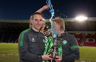 Assistant manager John Kennedy is under consideration for the Celtic job