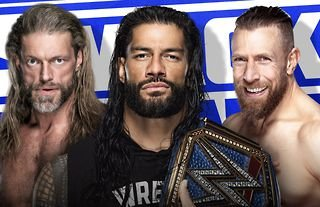 WWE have announced a special WrestleMania Edition of SmackDown