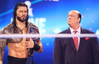 Reigns reveals who paired him and Heyman together in WWE