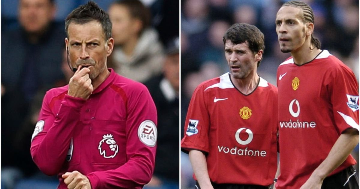 Mark Clattenburg named the five worst players he had to deal with as a referee