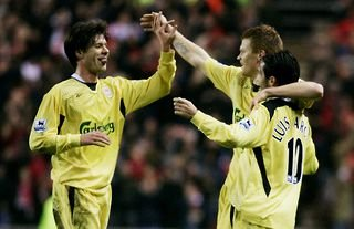 Xabi Alonso assisted both of Liverpool's goals in a 2-0 win vs Sunderland