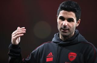 Mikel Arteta will not be sacked as Arsenal manager
