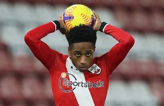 Southampton defender Kyle Walker-Peters