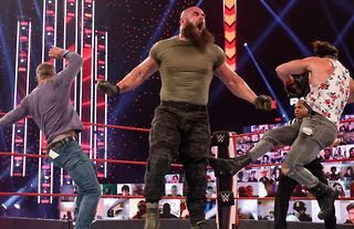 Strowman is dedicating his WWE WrestleMania match to anyone who has been bullied in life