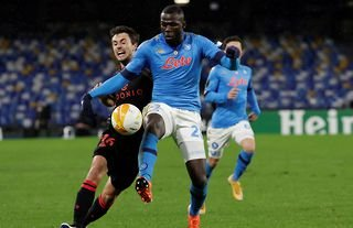 Koulibaly is apparently Ancelotti's top summer target