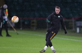 Leigh Griffiths could leave Celtic