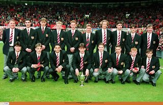 Man Utd youth cup