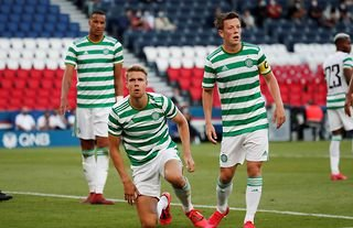 Leicester City want to sign Kristoffer Ajer and Callum McGregor