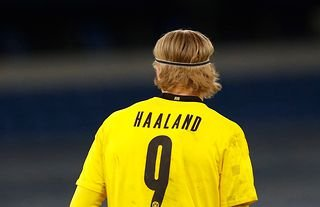Manchester United want to sign Erling Haaland