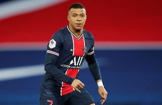 Kylian Mbappe is currently worth £144m