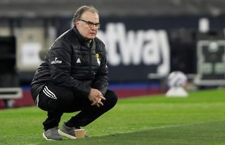 Bielsa signed a new one-year deal at the start of this year