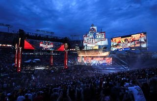 Full results from Night One of WWE WrestleMania 37