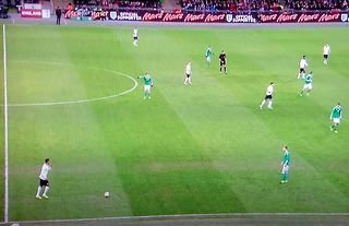 The less said about Kyle Walker's free-kick v Germany, the better...