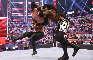 WWE RAW after WrestleMania full results