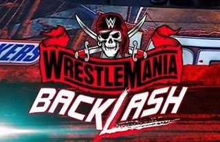 WWE WrestleMania Backlash takes place in May and the main event is already set