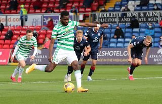 Celtic will have to pay PSG 50% of any fee they get for Odsonne Edouard