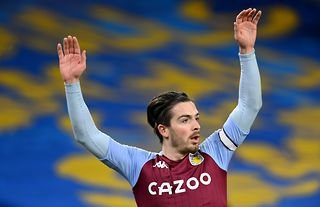 Jack Grealish has been linked away from Aston Villa