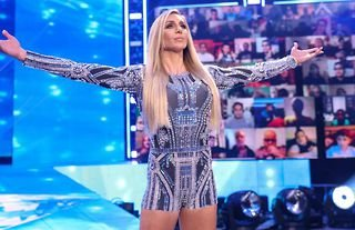 Charlotte returned to WWE after WrestleMania 37 to vent after missing the event
