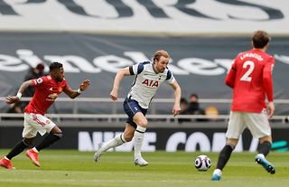 Harry Kane has been linked with Manchester United
