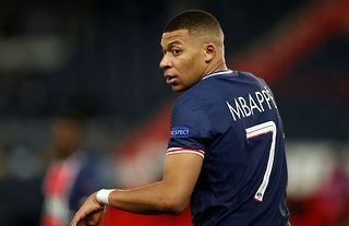 Kylian Mbappe's first choice transfer in England would be Liverpool