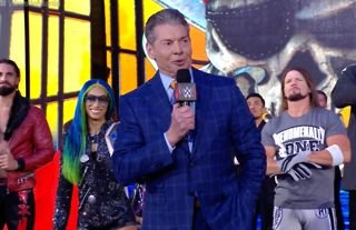 McMahon had a wholesome reaction to WWE star's win at WrestleMania