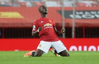 Manchester United defender Eric Bailly wants to leave Old Trafford