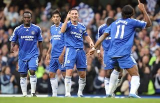 Frank Lampard & Didier Drogba were a deadly duo at Chelsea