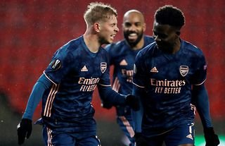 Remember the name, Emile Smith Rowe!
