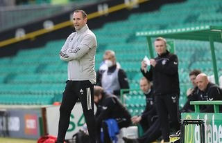 John Kennedy could get the Celtic job full time
