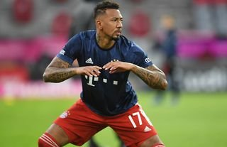 Bayern Munich defender and Spurs target Jerome Boateng