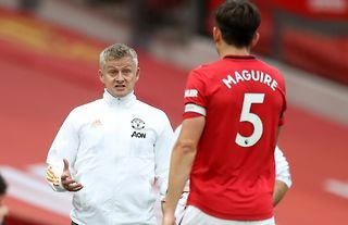 Ole Gunnar Solskjaer wants a centre-back this summer to partner Maguire