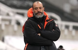 Wolves manager Nuno Santo (4)