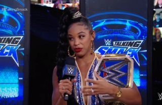 WWE SmackDown Women's Champion Belair wants to beat all Four Horsewomen