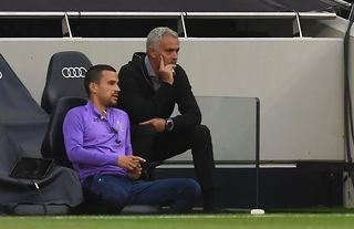 Jose Sacramento was unpopular at Tottenham prior to Jose Mourinho's sacking