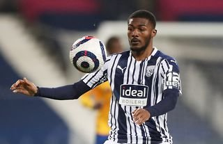 West Brom utility player and Crystal Palace target Ainsley Maitland-Niles
