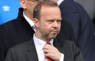 Ed Woodward has resigned from Manchester United