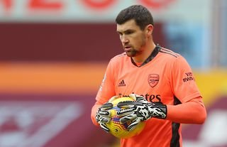 Arsenal target Mathew Ryan has impressed the club's coaching staff