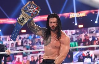 Reigns has been involved in a heated Twitter war with fellow WWE Superstar