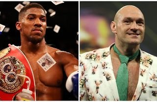 Anthony Joshua and Tyson Fury are set to pocket an eye-watering amount of money