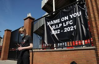 Liverpool have now withdrawn from the European Super League