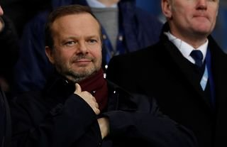 Ed Woodward has resigned from his role at Man Utd