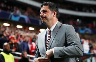 Tottenham have approached Rui Vitoria as a replacement for Jose Mourinho