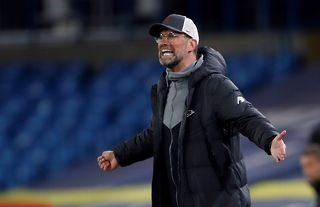 Liverpool manager Jurgen Klopp is angry with FSG after the European Super League plans