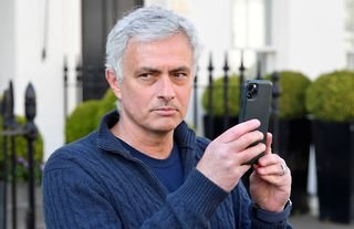 Jose Mourinho was sacked after a disagreement with Daniel Levy at Tottenham