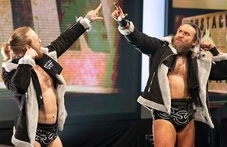 WWE NXT UK saw the return of a popular tag team in the main event